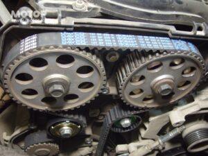 Замена ремня грм лада ларгус 16 клапанов