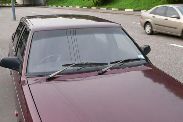 Замена лобового стекла ВАЗ 2110 своими руками - ВАЗ Ремонт 63