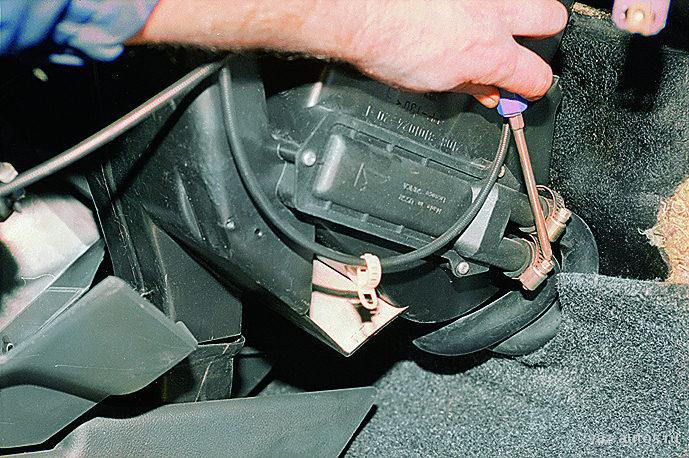 Ваз 2114 замена радиатора печки своими руками
