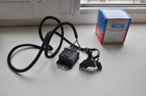 Трехуровневый регулятор напряжения ВАЗ-2107