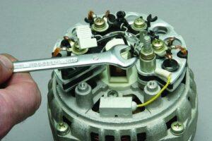 Разборка генератора ВАЗ-2110