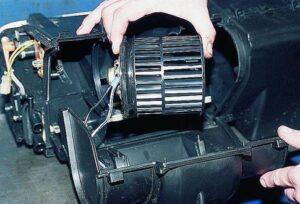 Печка с автомобиля ВАЗ-2110