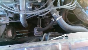 Установка подогрева двигателя на автомобиль ВАЗ-2110