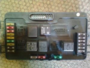 Блок предохранителей ВАЗ-2115