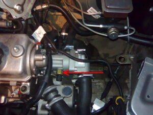 Термостат ваз 2115 инжектор 8 клапанов