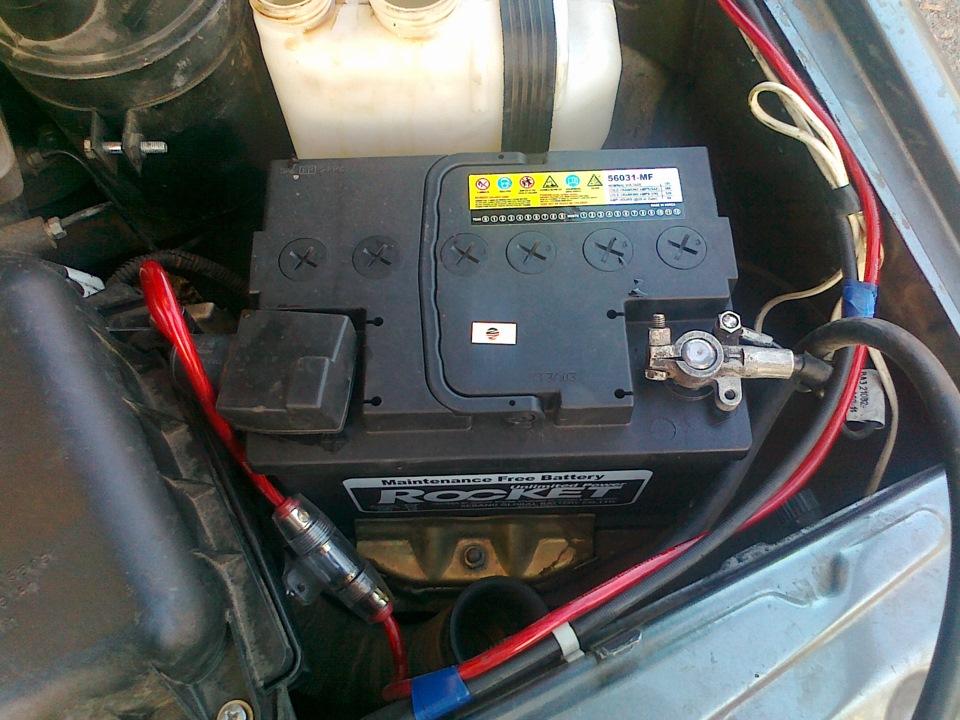 Из за чего генератор может сажает аккумулятор 119