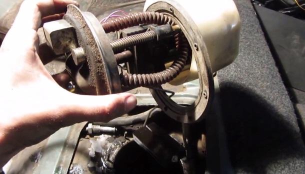 трать признаки неисправности бензонасоса ваз 2110 инжектор бульдозер трактор отечественный