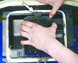 Вентилятор печки ВАЗ-2115