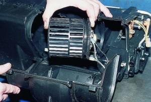 Печка на ВАЗ-2110