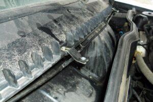 Замена форсунок омывателя лобового стекла на ВАЗ-2110