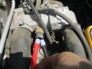 Не срабатывает вентилятор охлаждения ВАЗ-2114 инжектор