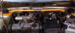 Адсорбер в автомобиле ВАЗ-2114