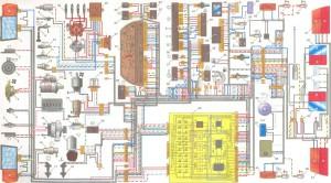 Электросхема на ВАЗ-2111