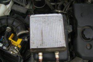Замена радиатора печки Приора с кондиционером