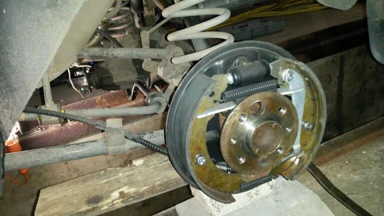 Ваз 2107 ремонт редуктор заднего моста