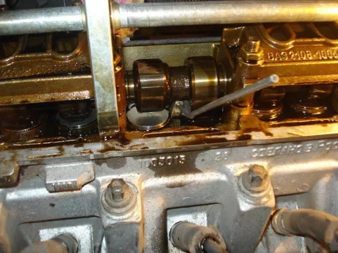 Как сделать зазор на клапанах 372