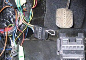 Иммобилайзер на ВАЗ-2114