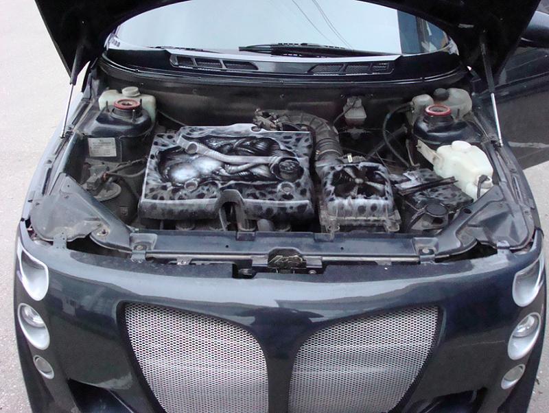 Ваз 2112 тюнинг двигателя