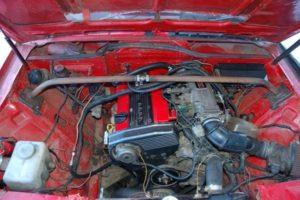 Двигатель ВАЗ-2107