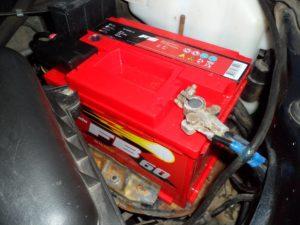 Аккумулятор для автомобиля Приора