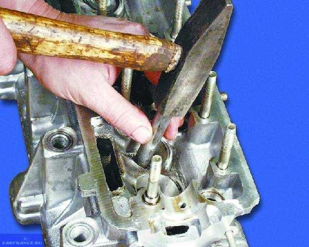 Как сделает клапаны ваз 2109 66