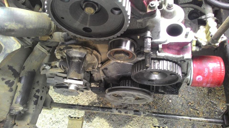 тюнинг мотора ваз 2105 1.3 ременной