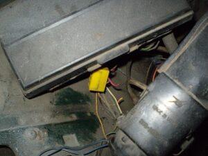 Нет зарядки на ВАЗ-2107 инжектор