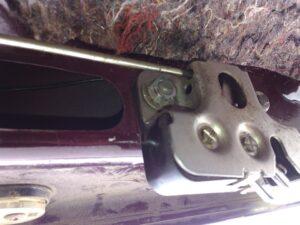 Открыть ВАЗ-2107 без ключа