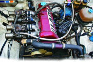 Увеличить мощность двигателя ВАЗ-2106