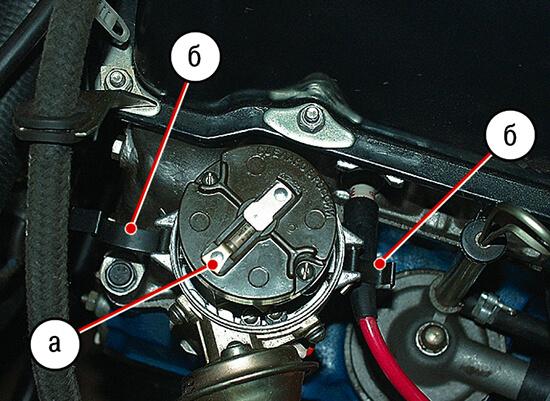 Схема электронное зажигание ваз 2106 фото 348
