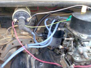 Выставить электронное зажигание на ВАЗ-2106