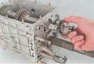 Ремонт коробки передач ВАЗ-2107