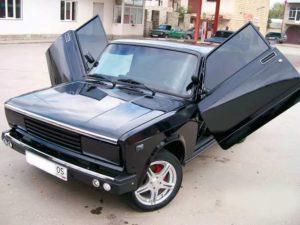 Тюнинг ВАЗ-2105