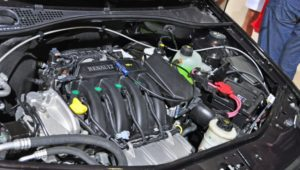 Двигатель на Лада Ларгус