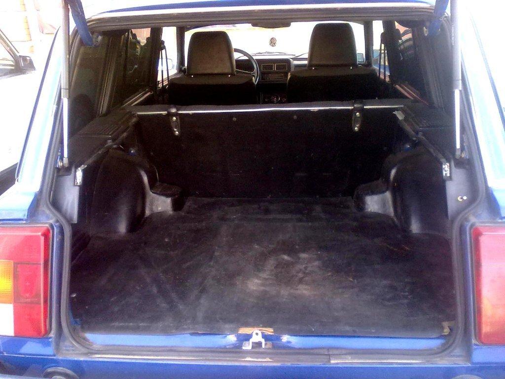 Багажник на ваз 2104
