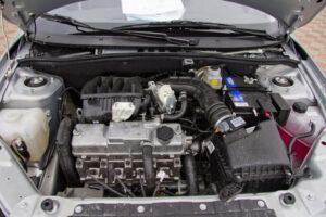 Двигатель в Лада Гранта