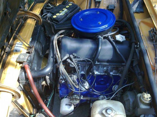 Объём двигателя ваз 2103