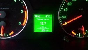 Расход топлива на 100 км на ВАЗ-2107