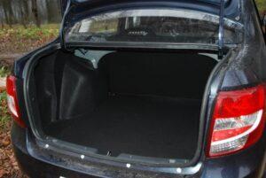 Багажник Лады Гранта седан