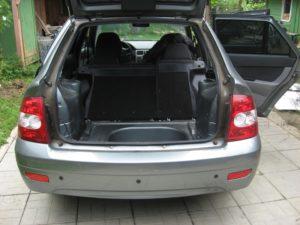 Багажник Приора хэтчбек