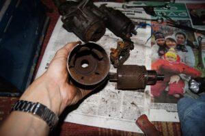 Не крутит стартер ВАЗ-2106