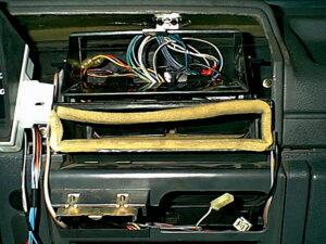 Печка дует холодным воздухом ВАЗ-2109