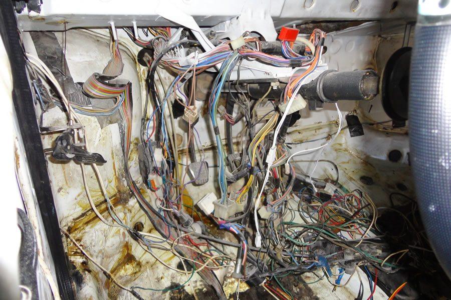 Ваз 2115 ремонт своими руками электрика
