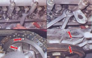 Порядок регулировки клапанов ВАЗ-2101