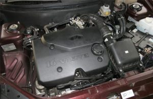 Лада Приора двигатель