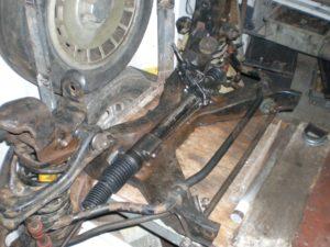 Ремонт рулевой рейки ВАЗ-2109