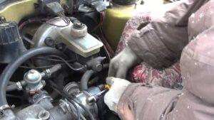 Почему не заводится на холодную ВАЗ-2109 и что делать