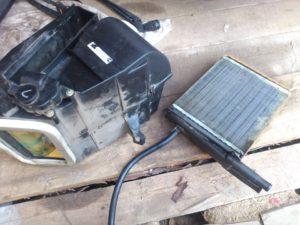Самостоятельная замена радиатора на Ладе Приора