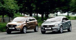 Какой автомобиль лучше выбрать: Лада Веста или Лада Икс Рей