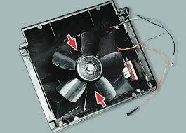 Как правильно снять вентилятор печки ВАЗ-2107 самому